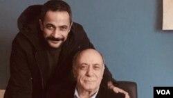 Mahmut Alinak û kur û parêzerê wî Bişar Alinak