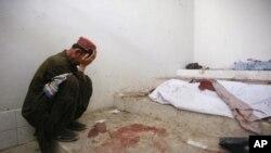 巴基斯坦仍不時發生恐怖襲擊。