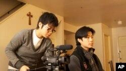 이산가족 영화-Divided Families Film 단체를 결성하여 다큐멘터리를 제작하는 제이슨 안 씨 등 한인 2세들