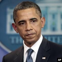 Le le président Obama