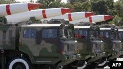Xitoy yangi turdagi ballistik raketa yaratishda olg'a qadam tashlagan
