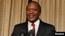 肯尼亞最高法院裁決判定肯雅塔當選總統