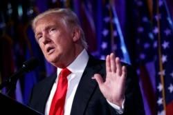 Trump အစုိးရသစ္လက္ထက္ အေမရိကန္-ျမန္မာဆက္ဆံေရး ခန္႔မွန္းခ်က္