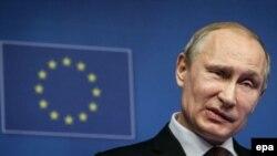 روسی صدر ولادیمر پوٹن