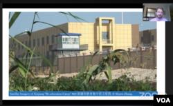 Fuqarolarni qayta tarbiyalash zonasi, Shinjon, Xitoy