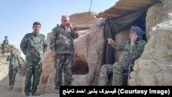 جنرال دوستم د تیرو دریو ورځو راهیسې په فاریاب ولایت کې د طالبانو پر وړاندې د افغان ځواکونو عملیات څاري
