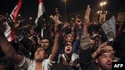 Husni Muborak prezidentlikda qolar ekan, namoyishlar tinmayapti