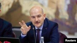 (ARŞİV) İçişleri Bakanı Süleyman Soylu