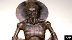 Hai tác phẩm điêu khắc hiếm quý của Trung Quốc bị mất trộm