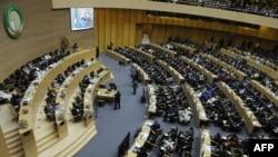 KTT Uni Afrika di Addis Ababa, Ethiopia pada Mei 2013. (Foto: Dok)