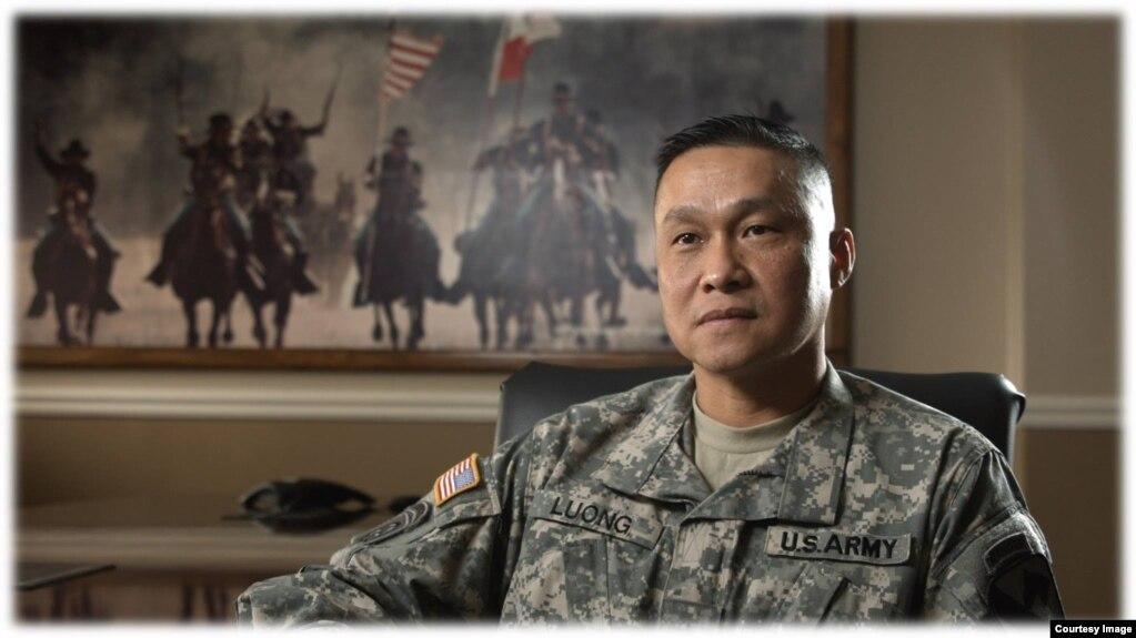 Tướng Lương Xuân Việt.