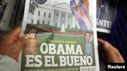 Portada de El diario de México, país que con un alto porcentaje de migrantes a EE.UU.