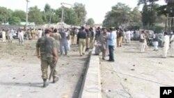 حمله مشترک امریکا و پاکستان بر تندروان