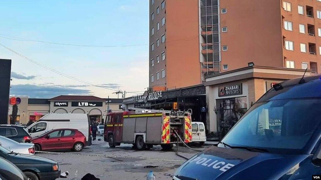 Kosovë: 42 të plagosur nga shpërthimi i një bombole gazi