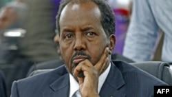 Tổng thống Somalia Hassan Sheikh Mohamud