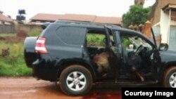 Shambulizi la msemaji wa Jeshi la polisi Uganda