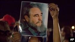 Según lo previsto, el destino final será la Universidad Nacional, allí oficiarán una misa para decir adiós a Fidel Castro, quien falleció el pasado viernes en La Habana a los 90 años de edad.