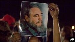 El ex líder cubano Fidel Castro falleció el 25 de noviembre de 2016.
