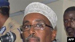 Ông Sharif Hassan Sheikh Adan, Chủ tịch quốc hội Somalia