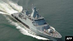 Tàu KD Selangor của Hải quân Hoàng gia Malaysia