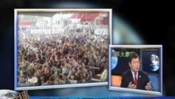 中国不断增加的维权群体事件(1)
