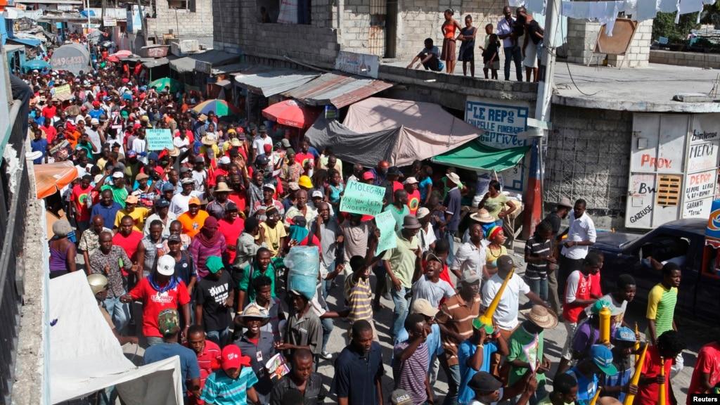 Culture research paper on haiti