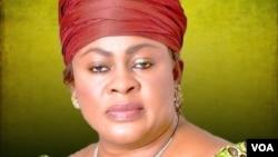 Stella Oduah ministar harkokin jiragen sama