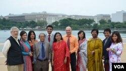 VOA Bangla Team