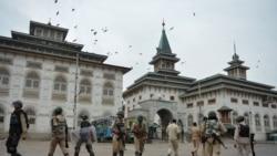 Kashmir မွာ အိႏၵိယအစုိးရ သတင္းအေမွာင္ခ်