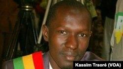 Amadou Thiam, président de l'ADP Maliba