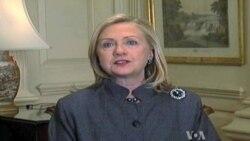 Clinton Congratulates VOA on Its 70th Anniversary