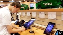 平板电脑取代个人电脑
