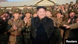 KCNA đưa tin, lãnh tụ Bắc Hàn Kim Jong Un đã trao đổi với Tổng thống Syria.