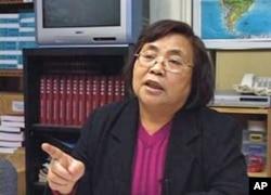 開放雜誌執行編輯蔡詠梅(資料照片)。