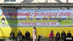 Thai New Year Festival 2016
