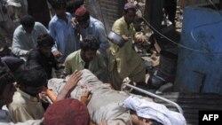 В Белуджистане взорвана гостиница