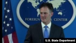 Coordinator for Counterterrorism Nathan Sales (File)