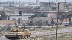 روسیه می گوید قطعنامه سازمان ملل متحد سوریه را به جنگ داخلی می کشاند