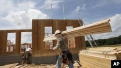 La construcción de casas es un indicador cardinal en la economía de EE.UU.