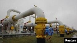 Pipa gas di Ukraina.