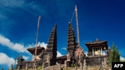 Pencurian benda-benda sakral bernilai sejarah tinggi marak terjadi di pura-pura di seluruh Bali. (Foto: Dok)