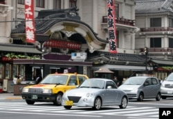Japanese minicars have long been popular in Japan. Now older drivers have become a loyal following.