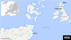 Wick, Scotland