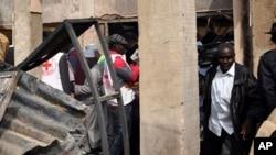 Les attentats à la bombe se multiplient au Nigéria (AP)