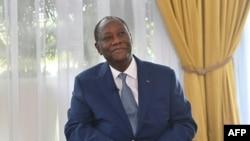 Perezida Alassane Ouattara