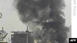 بمب گذاری انتحاری در نزديکی فرودگاه بين المللی کابل