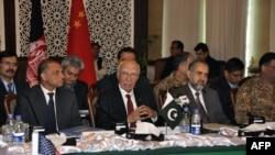 아프가니스탄 평화 정착을 위한 3차 4자회담이 6일 파키스탄의 수도 이슬라마바드에서 개최되고 있다.