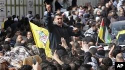 巴勒斯坦對同胞被以軍射殺表達憤怒。