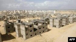 İsrail Qəzza zolağında evlərin inşasına icazə verib