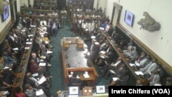 Zim Parly Discuss Bank Rates